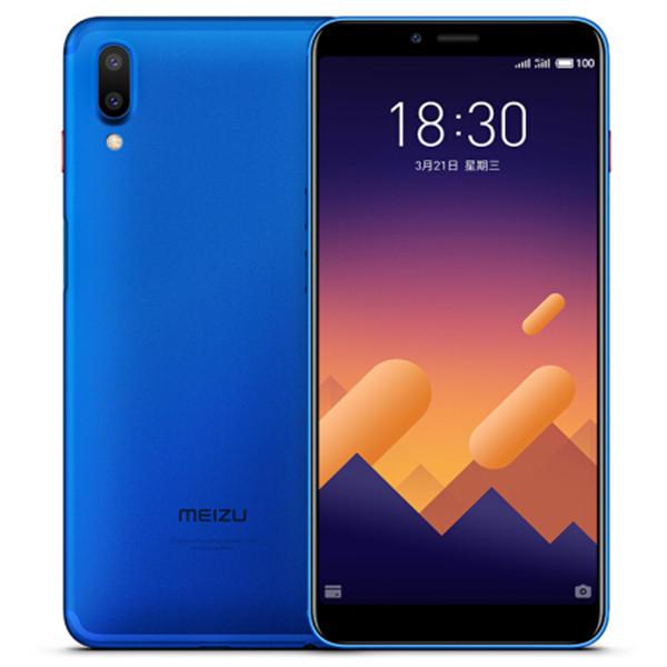 banggood Meizu E3 Snapdragon 636 BLUE(ブルー)