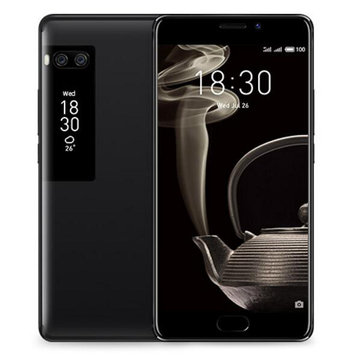 banggood Meizu Pro 7 Plus MTK6799 Helio X30 2.8GHz 10コア SILVER(シルバー)