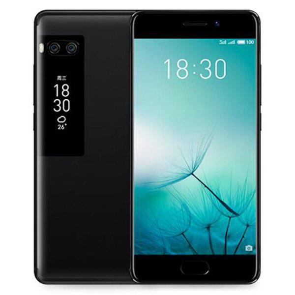 banggood Meizu Pro 7 EXYNOS 8890 2.3GHz 8コア BLACK(ブラック)