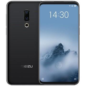 Meizu 16 Snapdragon 845 SDM845 2.8GHz 8コア BLACK(ブラック)