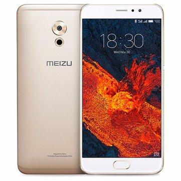 banggood MEIZU Pro 6 Plus EXYNOS 8890 2.0GHz 8コア GOLD(ゴールド)