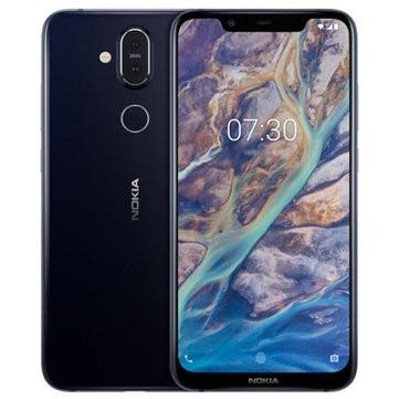 banggood NOKIA X7 Snapdragon 710 2.2GHz 8コア BLUE(ブルー)
