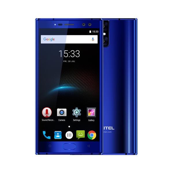 banggood Oukitel K3 MTK6750T 1.5GHz 8コア BLUE(ブルー)
