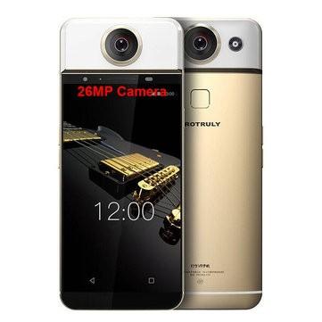 PROTRULY D7 MTK6797 Helio X20 2.3GHz 10コア GOLD(ゴールド)