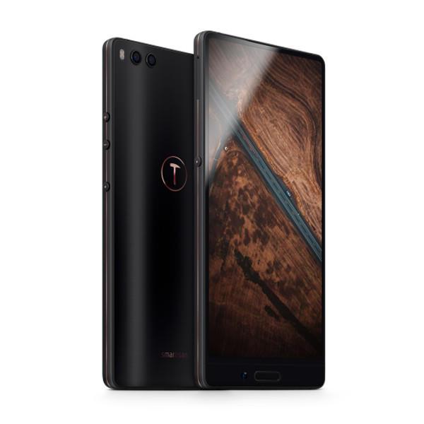 banggood Smartisan Nut 3 Snapdragon 625 MSM8953 2.0GHz 8コア BLACK(ブラック)