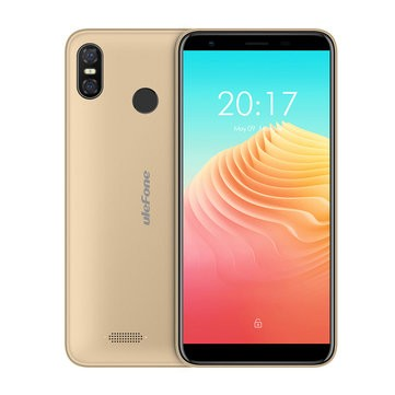 Ulefone S9 Pro MTK6739 1.5GHz 4コア GOLD(ゴールド)