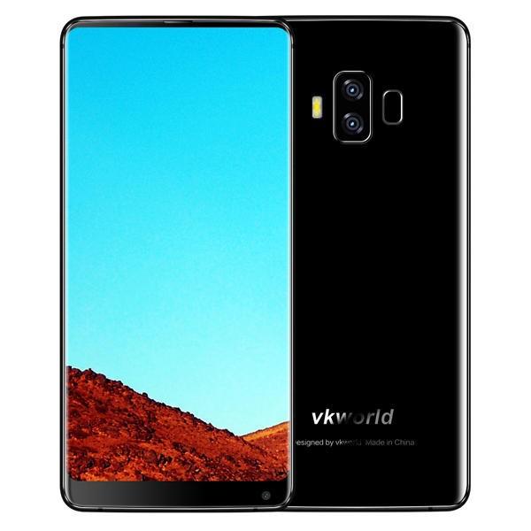 banggood vkworld S8 MTK6750T 1.5GHz 8コア BLACK(ブラック)