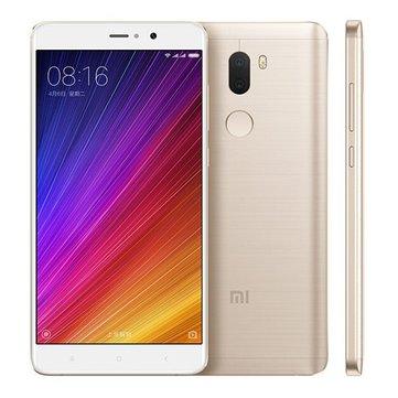banggood Xiaomi Mi5S Plus Snapdragon 821 MSM8996 Pro 2.35GHz 4コア GOLD(ゴールド)