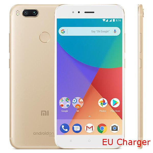 banggood Xiaomi Mi A1 Snapdragon 625 MSM8953 2.0GHz 8コア OTHER(その他)