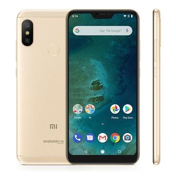 Xiaomi Mi A2 Lite Snapdragon 625 MSM8953 2.0GHz 8コア GOLD(ゴールド)