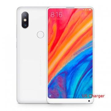 banggood Xiaomi Mi Mix 2S Snapdragon 845 SDM845 2.8GHz 8コア WHITE(ホワイト)