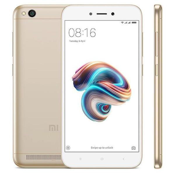 banggood Xiaomi Redmi 5A Snapdragon 425 MSM8917 1.4GHz 4コア GOLD(ゴールド)