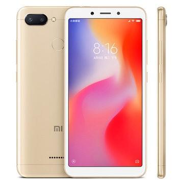 banggood Xiaomi Redmi 6 MTK6762 Helio P20 2.0GHz 8コア GOLD(ゴールド)