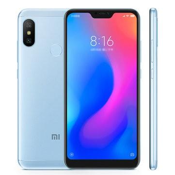Xiaomi Redmi 6 Pro Snapdragon 625 MSM8953 2.0GHz 8コア BLUE(ブルー)