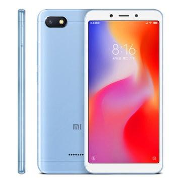 banggood Xiaomi Redmi 6A MTK6765 Helio A22 2.0GHz 4コア BLUE(ブルー)