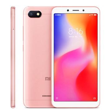 Xiaomi Redmi 6A MTK6765 Helio A22 2.0GHz 4コア PINK(ピンク)