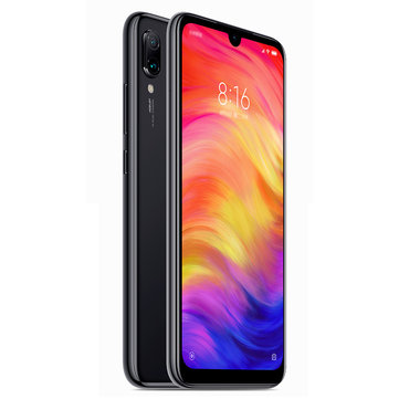 Xiaomi Redmi Note 7 Snapdragon 660 MSM8956 Plus 2.2GHz 8コア BLACK(ブラック)