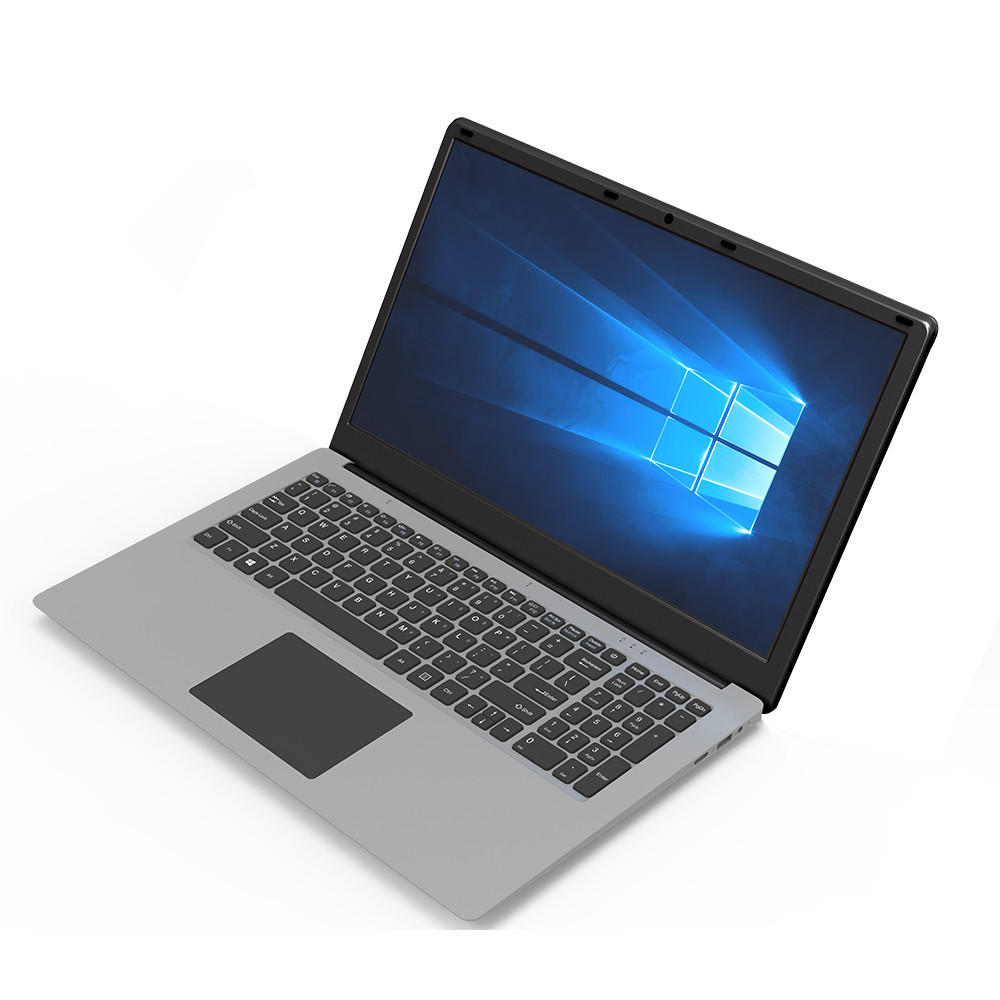 banggood YEPO 737A Laptop Apollo Lake Celeron N3450 1.1GHz 4コア SILVER(シルバー)