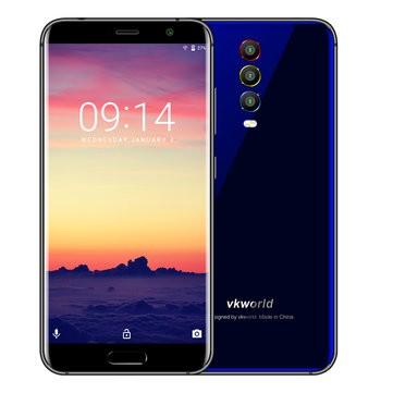 vKworld K1 MTK6750T 1.5GHz 8コア BLUE(ブルー)