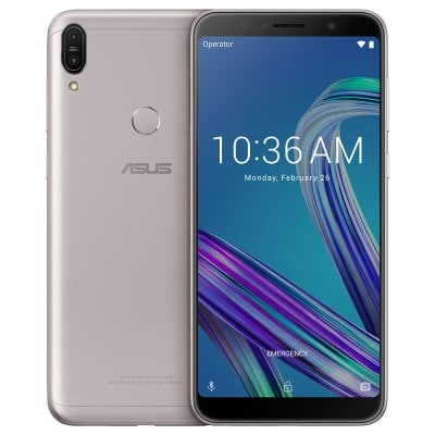 Zenfone Max Pro Snapdragon 636 SDM636 1.8GHz 8コア SILVER(シルバー)