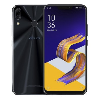 gearbest ASUS ZenFone 5 ZE620KL Snapdragon 636 SDM636 8コア BLACK(ブラック)