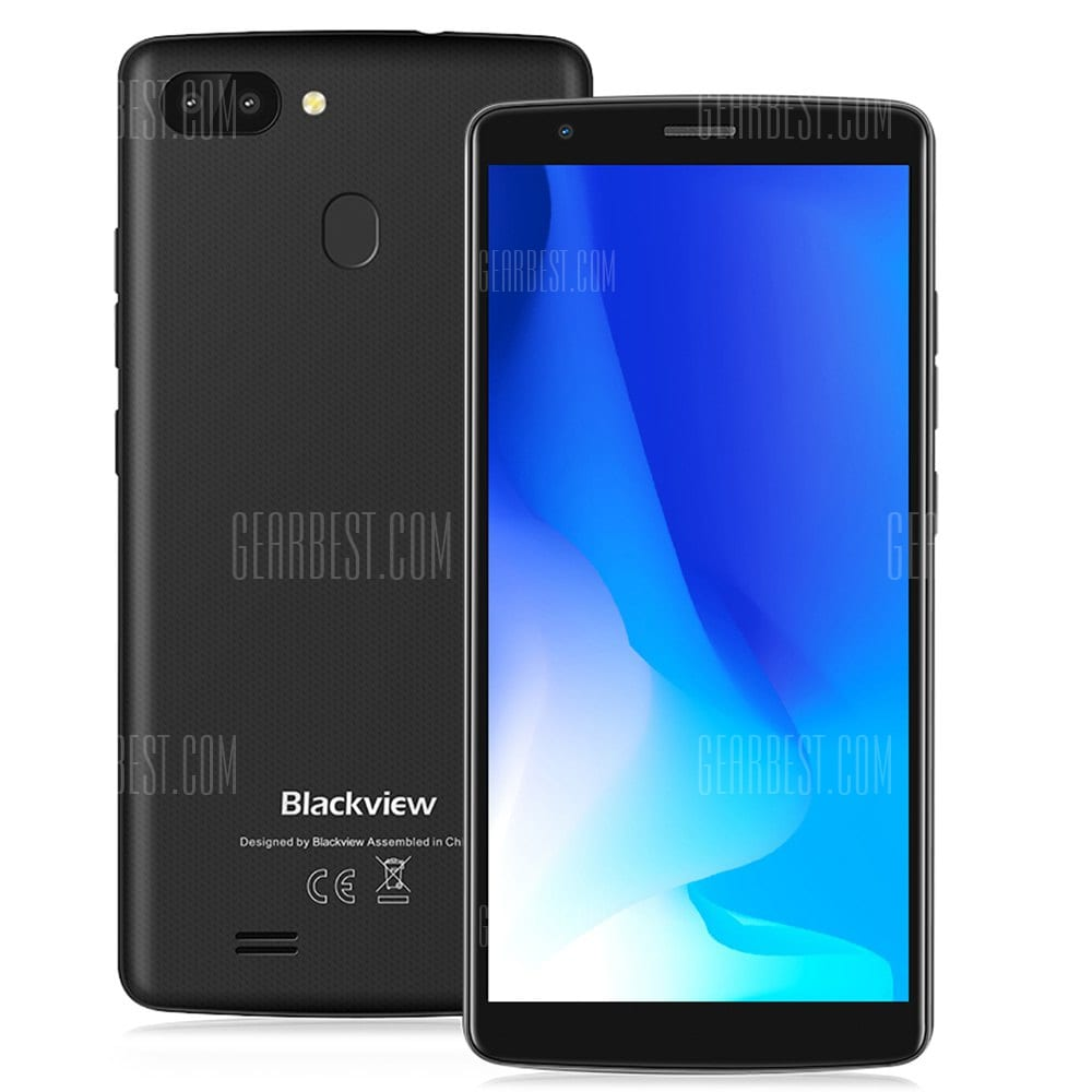 Blackview A20 Pro MTK6739 1.5GHz 4コア