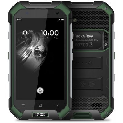 gearbest Blackview BV6000S MTK6735 1.3GHz 4コア ARMY GREEN(アーミーグリーン)