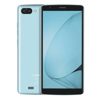 gearbest Blackview A20 3G MTK6580 1.3GHz 4コア BLUE(ブルー)
