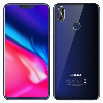 CUBOT P20 MTK6750T 1.5GHz 8コア OTHER(その他)