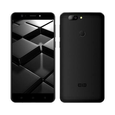 gearbest Elephone P8 3D MTK6757T Helio P25 2.5GHz 8コア BLACK(ブラック)