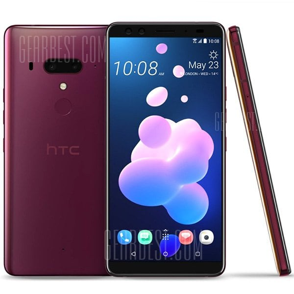 gearbest HTC U12+ Snapdragon 845 SDM845 2.8GHz 8コア OTHER(その他)