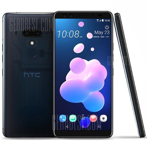 HTC U12+ Snapdragon 845 SDM845 2.8GHz 8コア BLUE(ブルー)