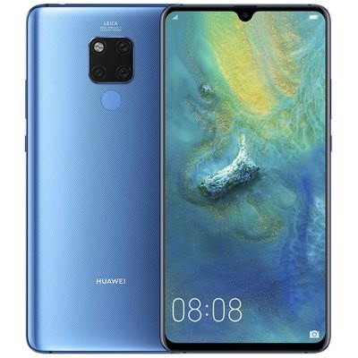 gearbest Huawei Mate 20X Kirin 980 8コア BLUE(ブルー)