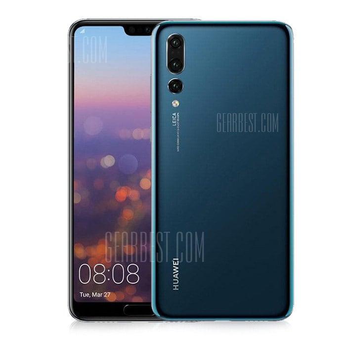 gearbest Huawei P20 Pro Kirin 970 2.4GHz 8コア BLUE(ブルー)