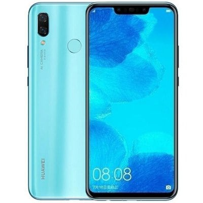gearbest HUAWEI Nova 3 Kirin 970 2.4GHz 8コア BLUE(ブルー)