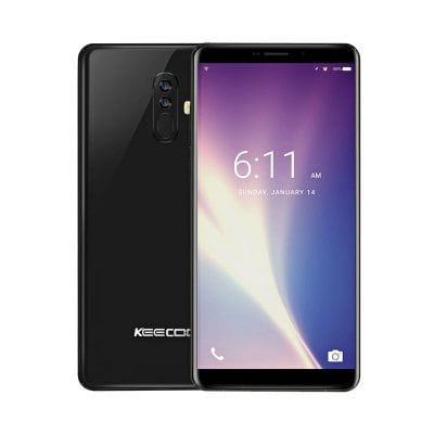 KEECOO P11 Pro MTK6737 1.3GHz 4コア