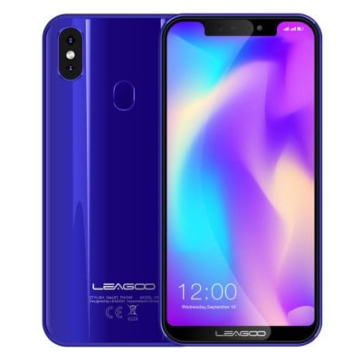 LEAGOO S9  BLUE(ブルー)