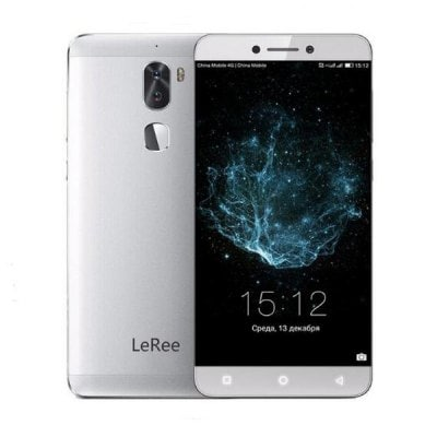 gearbest Letv LeRee Le 3 Snapdragon 652 MSM8976 1.8GHz 8コア SILVER(シルバー)