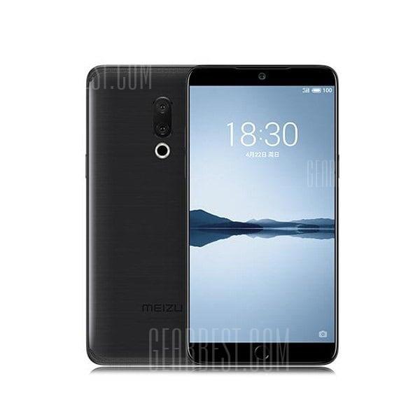 gearbest Meizu 15 Plus Exynos 8895 BLACK(ブラック)