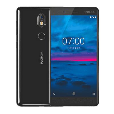 gearbest Nokia 7 Snapdragon 630 SDM630 2.2GHz 8コア BLACK(ブラック)