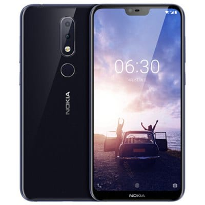 gearbest NOKIA X6 Snapdragon 636 SDM636 8コア OTHER(その他)