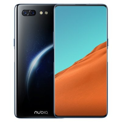 Nubia X Snapdragon 845 SDM845 2.8GHz 8コア