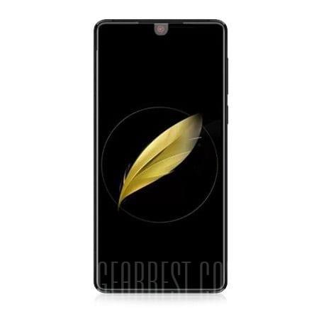 gearbest Nubia z18 Snapdragon 845 SDM845 2.8GHz 8コア SILVER(シルバー)