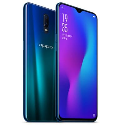 OPPO R17 Snapdragon 660 MSM8956 Plus 2.2GHz 8コア BLUE(ブルー)