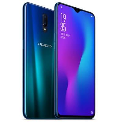 gearbest OPPO R17 Snapdragon 660 BLUE(ブルー)