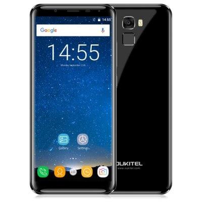 gearbest Oukitel K5000 MTK6750T 1.5GHz 8コア BLACK(ブラック)