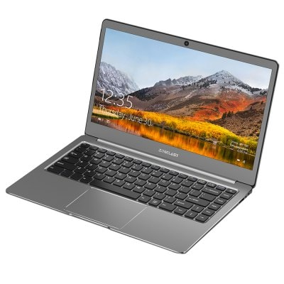 gearbest Teclast F6 Laptop Apollo Lake Celeron N3450 1.1GHz 4コア GREY(グレイ)