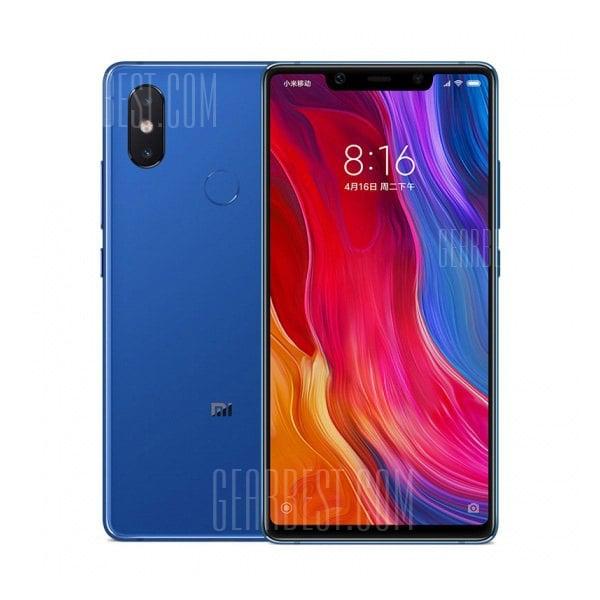 gearbest Xiaomi Mi8 SE Snapdragon 710 2.2GHz 8コア BLUE(ブルー)