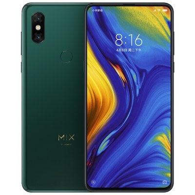 gearbest Xiaomi Mi MIX 3 Snapdragon 845 SDM845 2.8GHz 8コア GREEN(グリーン)