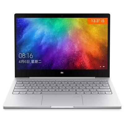 Xiaomi Mi Notebook Air Fingerprint Sensor Core i5-6200u 2.3GHz 2コア,Core i5-7200U 2.5GHz 2コア,Core i7-7500U 2.7GHz 2コア SILVER(シルバー)